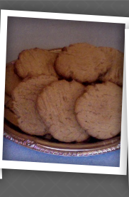 Clunky Chunky Peanut Butter Cookie